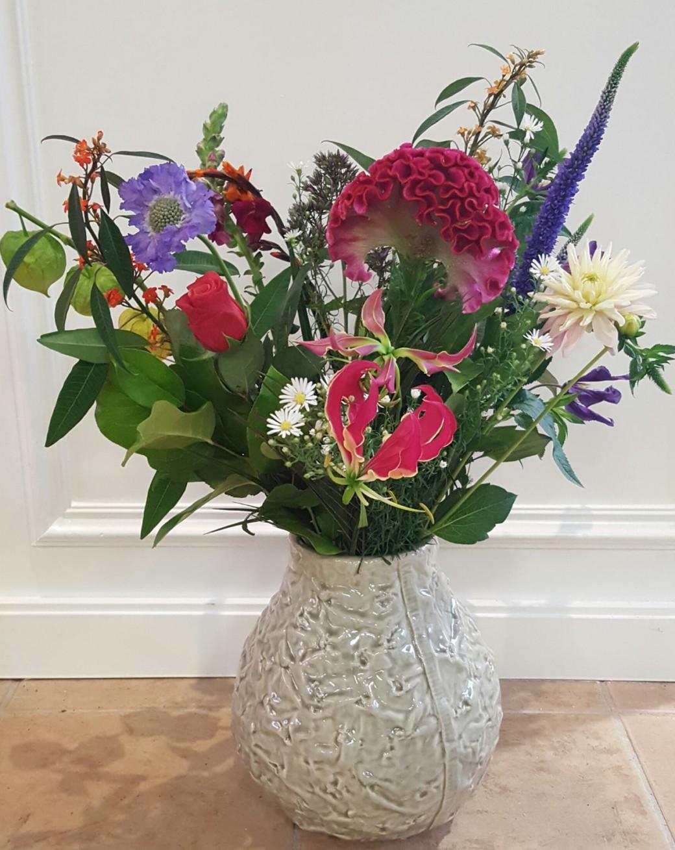 Zakelijk abonnement bij Marijke bloem en cadeau