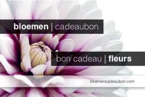 bloemencadeaubon